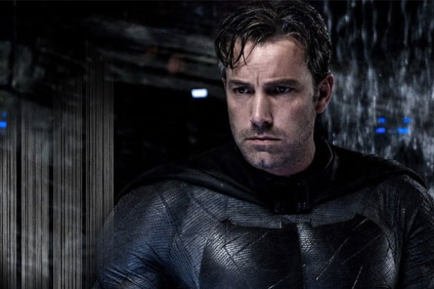 Ben Affleck Batman BVS