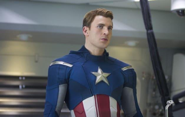 Captain America Avengers (2)