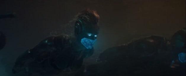 Captain Marvel Brie Larson Helmet