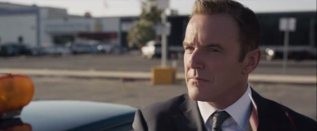 Captain Marvel Clark Gregg Phil Coulson