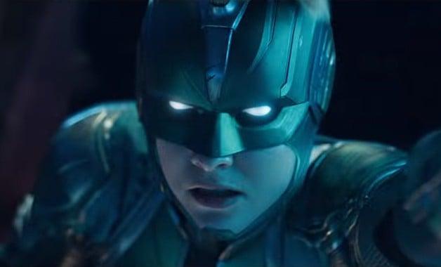 Captain Marvel Brie Larson Carol Danvers