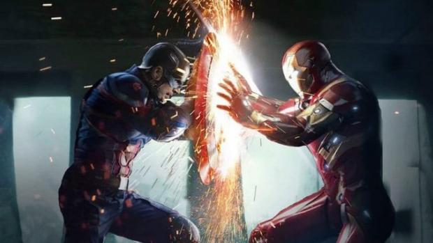 Captain America Civil War Iron Man Avengers