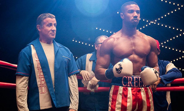 Creed II Michael B Jordânia Sylvester Stallone Rocky Balboa Adonis Creed