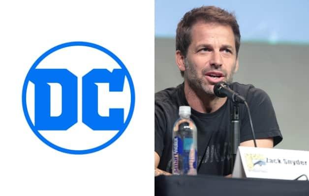 DC Entertainment President Diane Nelson Zack Snyder