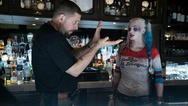 David Ayer Suicide Squad Harley Quinn DC