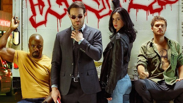 Defenders Iron Fist Netflix Marvel