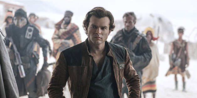Solo Han Solo Alden Ehrenreich