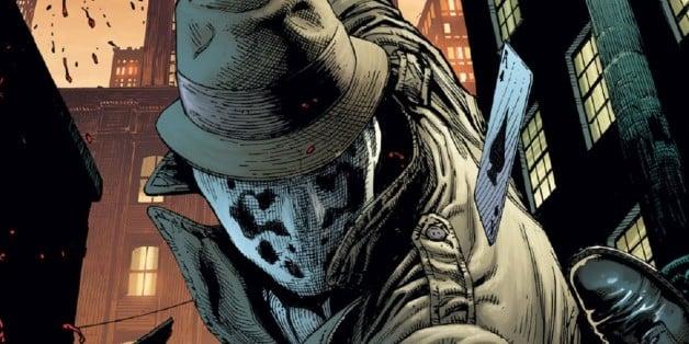 Doomsday Clock 7 Doctor Manhattan