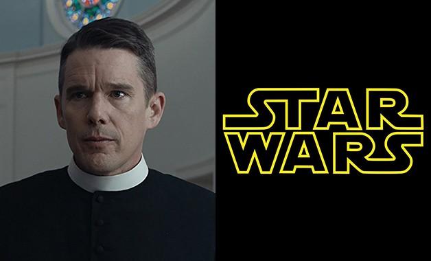 Ethan Hawke Star Wars