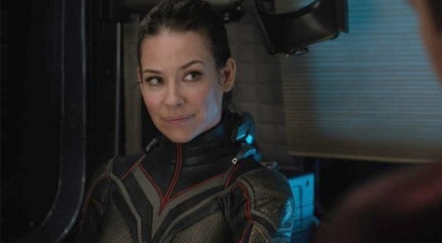 Evangeline Lilly The Wasp Avengers