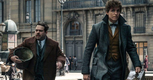 New CRIMES OF GRINDELWALD Trailer Introduces A Familiar Snake