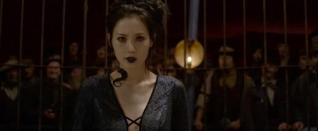 Fantastic Beasts The Crimes of Grindelwald Claudia Kim Nagini Harry Potter