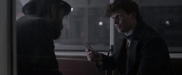 Fantastic Beasts The Crimes of Grindelwald Newt Scamander Eddie Redmayne