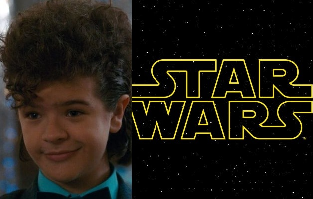 Gaten Matarazzo Star Wars Stranger Things