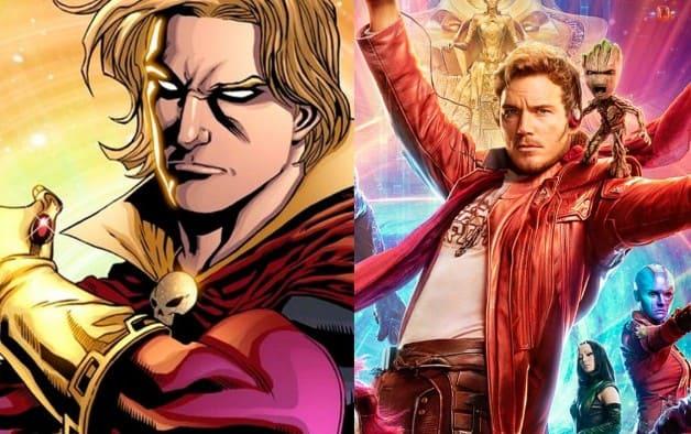 Guardians of the Galaxy Vol 2 Adam Warlock Marvel James Gunn