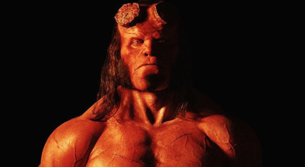 HELLBOY is 'Legendary AF' in New Movie Poster