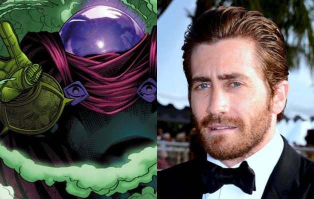 Spider-Man Far From Home Jake Gyllenhaal Mysterio Marvel