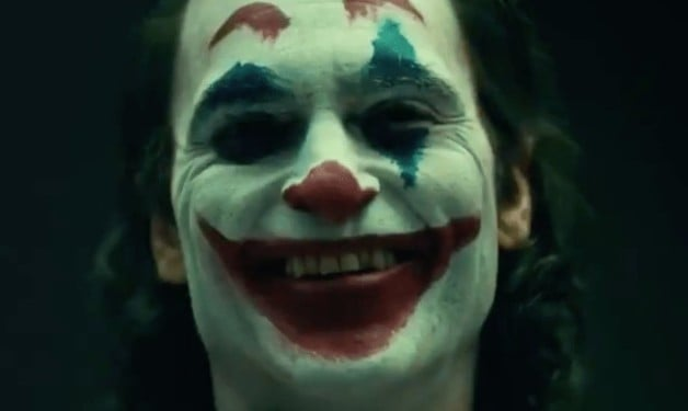 Joker Joaquin Phoenix Full Makeup