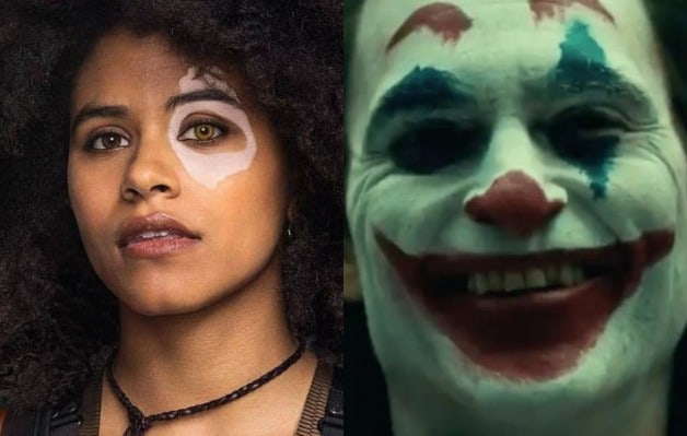 Joker Zazie Beetz Joaquin Phoenix