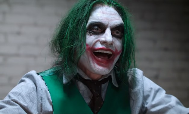 Joker Tommy Wiseau The Dark Knight