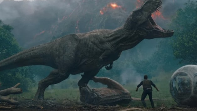 Jurassic Park Fallen Kingdom Chris Pratt Universal
