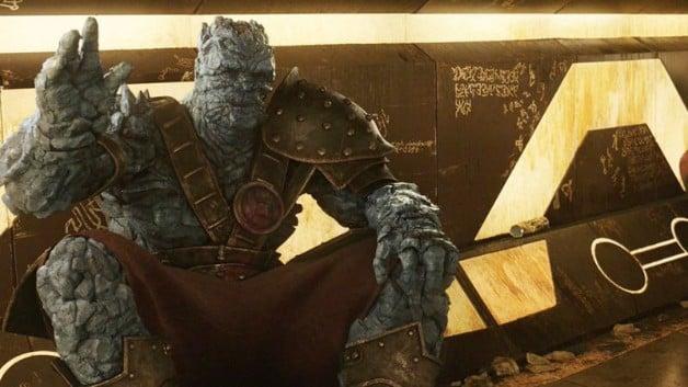 Korg Marvel Thor Ragnarok