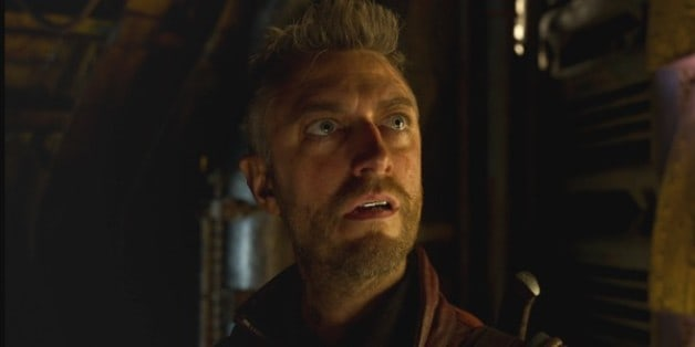 Kraglin Guardians of the Galaxy Marvel Sean Gunn