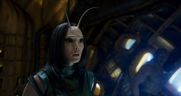 Mantis Avengers Infinity War Guardians of the Galaxy