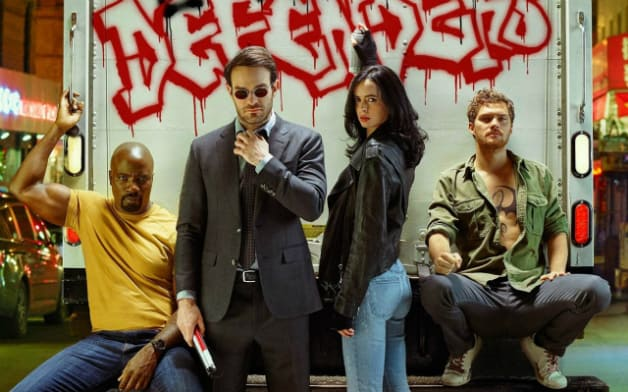 Marvel Netflix Daredevil