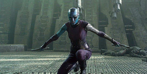 Avengers 4 Karen Gillan Nebula Guardians of the Galaxy Vol. 3