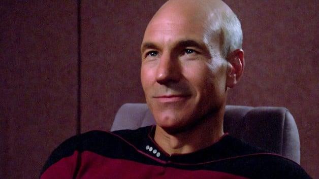 Patrick Stewart Shares First Photo For Picard 'Star Trek' Series