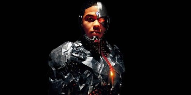 Ray Fisher Cyborg Justice League Zack Snyder Joe Morton