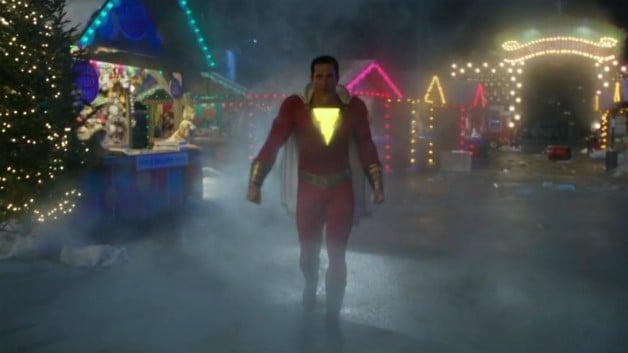 Seven Deadly Sins Zachary Levi Shazam Justice League Black Adam