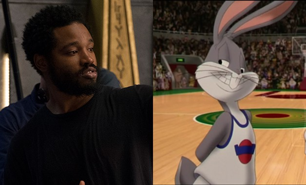 Is This Our First Look At Lebron James In Space Jam 2?