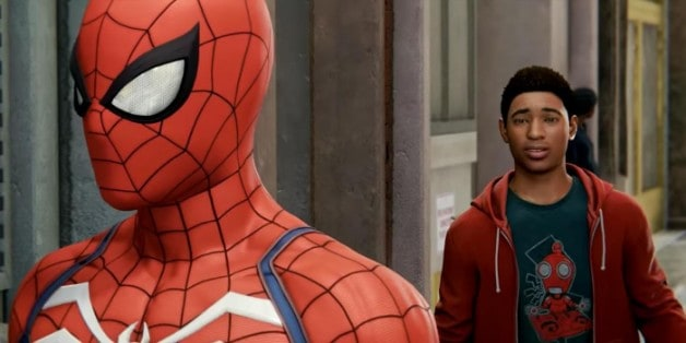 Insomniac Created New Spider-Man Canon With Marvel's Blessing