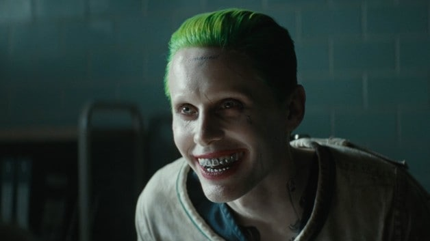 Suicide Squad David Ayer Jared Leto Joker Damaged