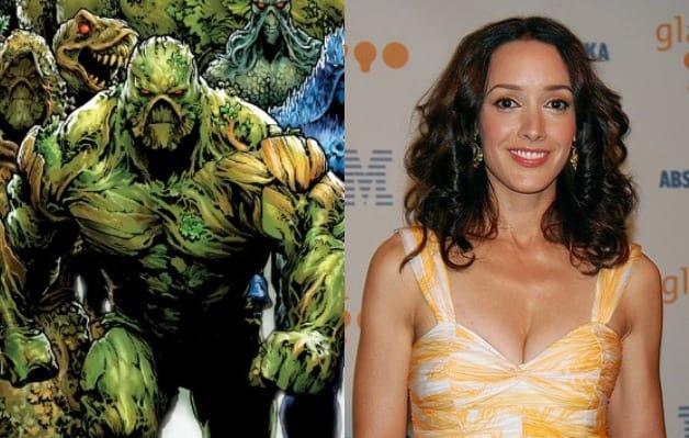 Swamp Thing Jennifer Beals