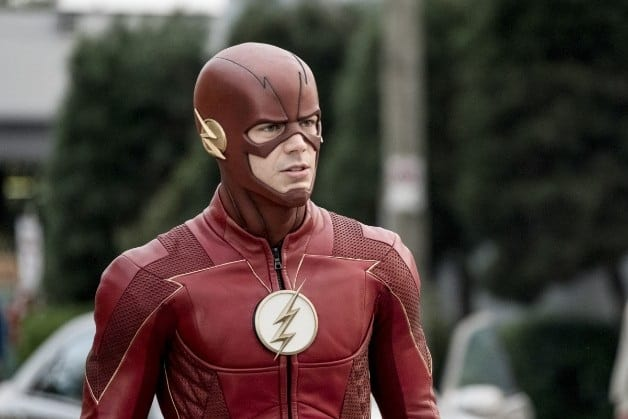 The Flash - Courtesy of CW - Shane Harvey