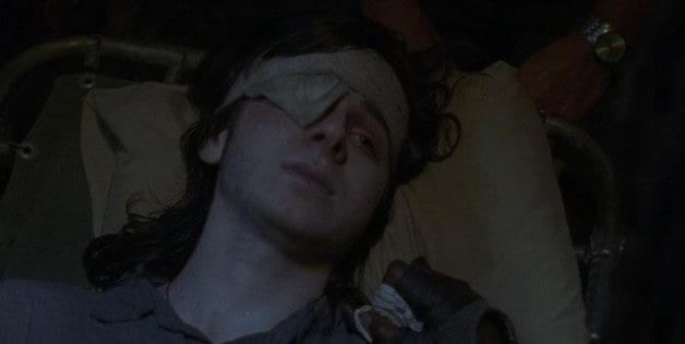 The Walking Dead AMC Chandler Riggs Carl Grimes