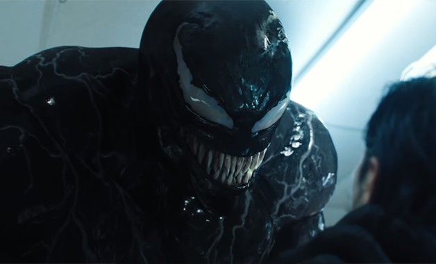 Venom Tom Hardy Eddie Brock Marvel Sony