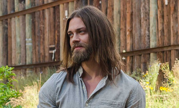 Walking Dead Tom Payne Andrew Lincoln AMC Jesus