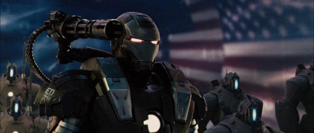War Machine Marvel Avengers
