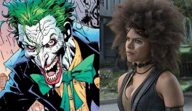 Zazie Beetz Joker Todd Phillips Joaquin Phoenix DC