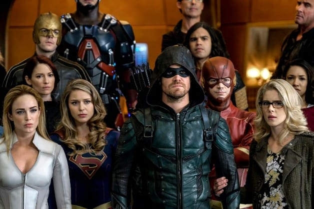 Arrow Ruby Rose Batwoman Arrow Elseworlds