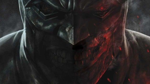 Batman Damned Cover