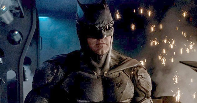 'Justice League' Director Zack Snyder Explains The Purpose Of Batman's Glasses