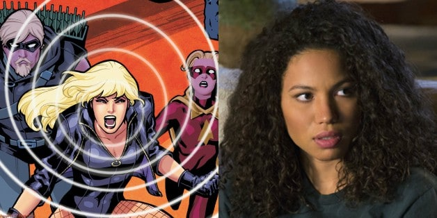 Birds of Prey Black Canary Jurnee Smollett-Bell