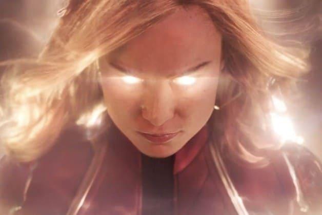 Captain Marvel Avengers 4 Brie Larson