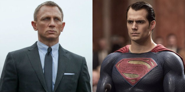 Rumor Former Superman Henry Cavill Eyed To Replace Daniel Craig After James Bond