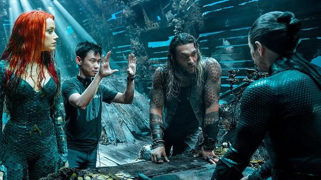 James Wan Aquaman Atlantis